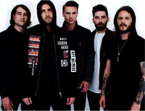 You Me At Six - Autumn Shows