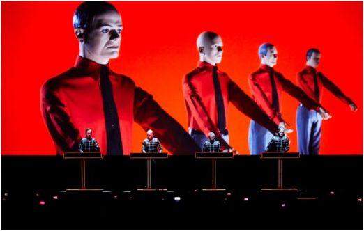 Kraftwerk Announce 3D Tour