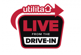 utilia live from the drive in
