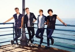 The Vamps - 2016 Tour