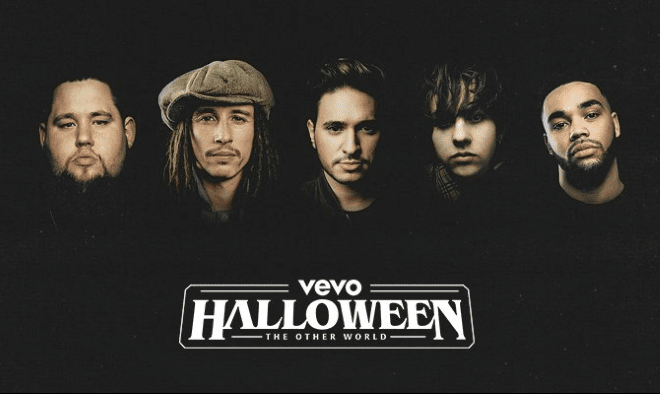 vevo halloween