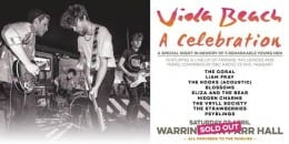 Viola Beach A Celebration - Full Line Up Announced