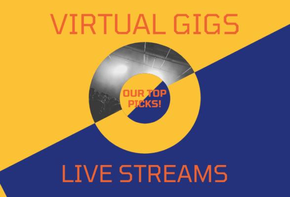 virtual gigs live streams