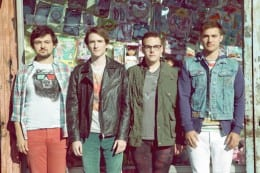 Walk the Moon for P!nk support